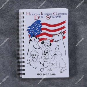 Heart of Illinois Cluster Dog Shows May 24-27, 2019