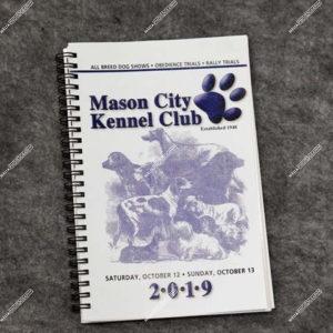 Mason City Kennel Club October 11 & 12, 2019
