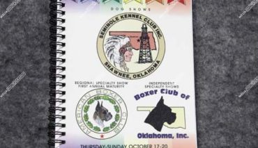 Seminole KC - American Boxer Club - Boxer Club of Oklahoma October 17-20, 2019