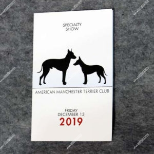 American Manchester Terrier Club 12-13-19 Friday
