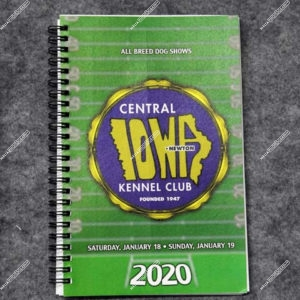 Central Iowa Kennel Club January 18 & 19, 2020