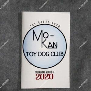 Mo-Kan Toy Dog Club 08-12-20 Wednesday
