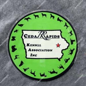 Cedar Rapids Kennel Association, Inc. 08-30-20 Sunday