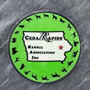 Cedar Rapids Kennel Association, Inc. 08-31-20 Monday