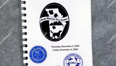 Ozark Mountain Fall Classic November 04,05,06,07 & 08, 2020