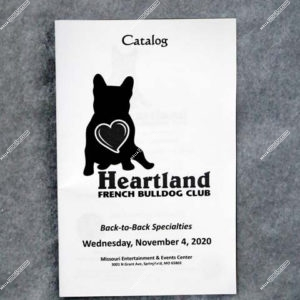 Heartland French Bulldog Club 11-04-20 Wednesday