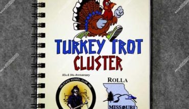 Turkey Trot Cluster November 28,29,30 December 1, 2020