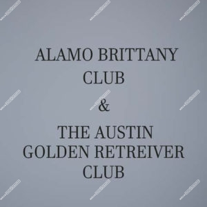 Alamo Brittany Club & The Austin Golden Retreiver Club 03-10-21 Wednesday