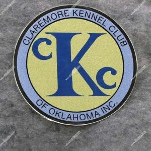Claremore Kennel Club of Oklahoma, Inc. 04-04-21 Sunday