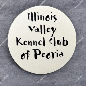 Illinois Valley Kennel Club of Peoria, Inc. 05-28-21 Friday