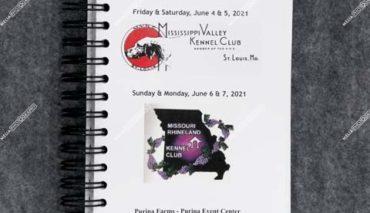 Mississippi Valley KC / Missouri Rhineland KC & Combined Specialties June 03,04,05,06,07, 2021