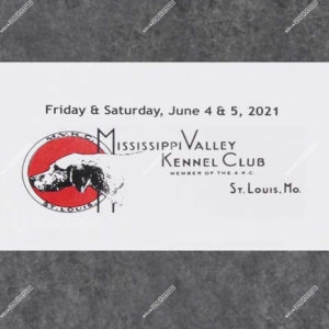 Mississippi Valley Kennel Club 06-05-21 Saturday
