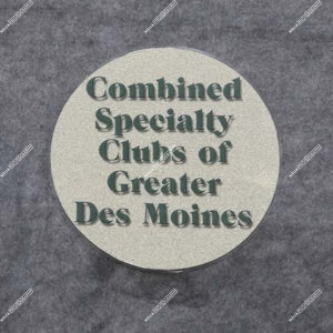 Combined Specialty Clubs of Greater Des Moines 09-10-21 Friday