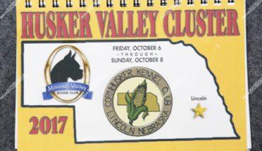 Husker Valley Cluster October 06, 07 & 08-2017
